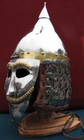 Шлемы Княжеской Руси