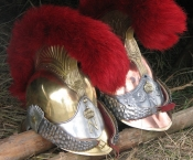 Шлемы и другие военные головные уборы 18-19 веков