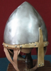 Ранние рыцарские шлемы