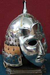 Шлемы Кочевников