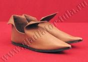 Обувь эпохи Крестоносцев