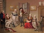 Костюмы и быт 18-19 веков