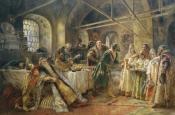 Костюмы и быт России 15-17 веков