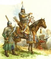 Доспехи и вооружение России 15-17 веков