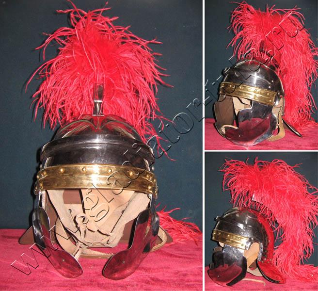 Купить клинковое оружие оптом и в розницу оптом и в ...: http://gladiator-tula.ru/katalog/shlemy/shlem-centuriona-h-004