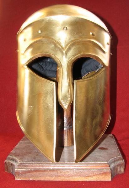 Купить клинковое оружие оптом и в розницу оптом и в ...: http://gladiator-tula.ru/katalog/shlemy-antichnosti/shlem-grecheski-beotiski-h-014