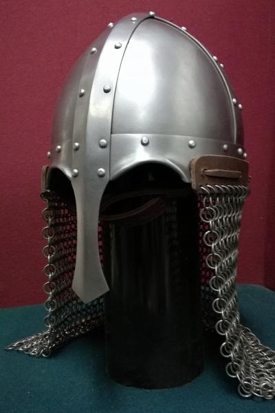 Шлем викинга из металла своими руками