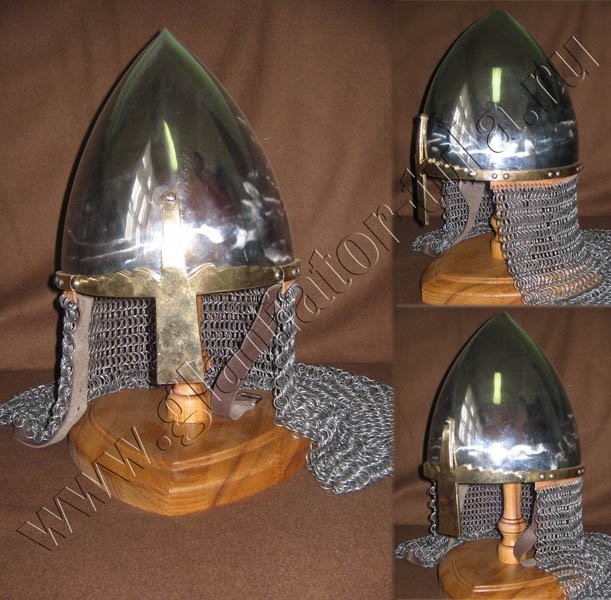 Шлем для рыцаря сделать своими руками