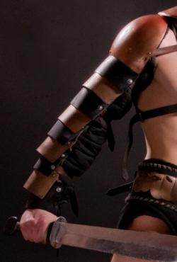 Защита руки Гладиатора - Маника