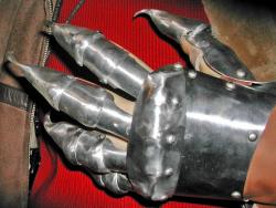 Перчатка Вампира, штука