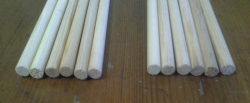 Древко для стрелы d=8 мм