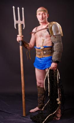 Доспех гладиатора Ретиария