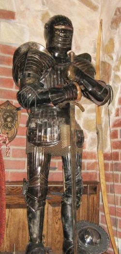 Доспех Рыцаря 16 века.