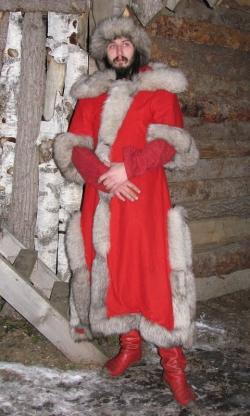 Комплект верхней зимней одежды