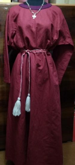 Рубаха женская средневековая