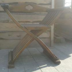Кресло походное складное