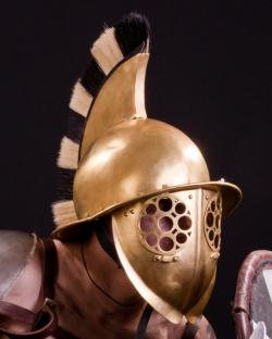 Шлем Гладиатора Фракийца