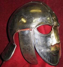 Шлем из Сатон Ху
