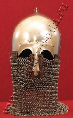 Шлем славянский из Киева