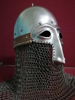 Шлем славянский из  Городца