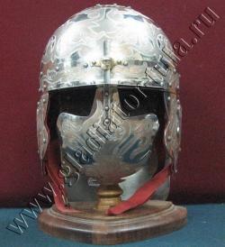 Шлем Князя, Ерихонка (шишак) с гравировкой и меднением