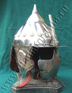 Шлем Князя, Ерихонка (шишак) с травлением