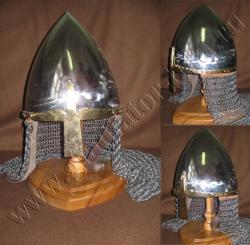 """Шлем рыцаря, тип """"Пилотка"""""""