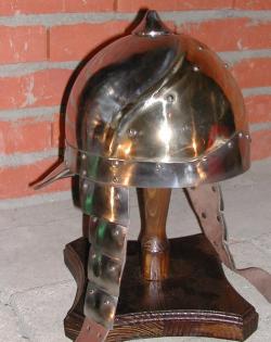 Шлем Половецкий