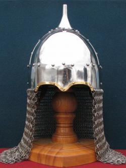 Шлем восточный из с. Шадрино