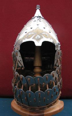 Шлем восточный из р. Мульта