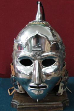 Шлем монгольский