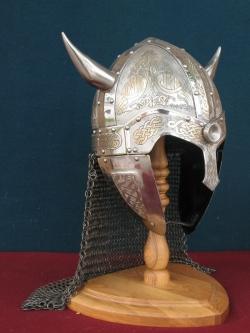 """Шлем """"Викинг"""" с гравировкой"""