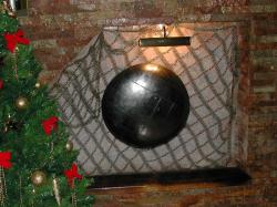 Декор ниши в стене